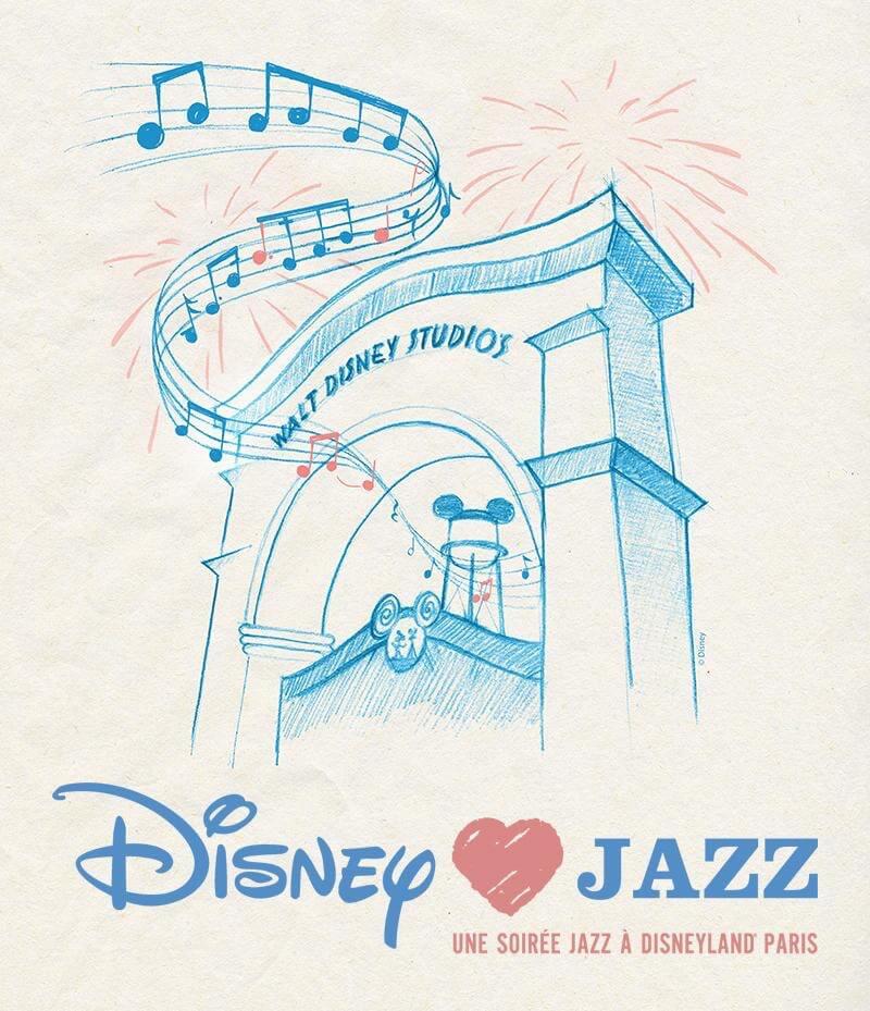 Poster Studio Eingang mit Musiknoten