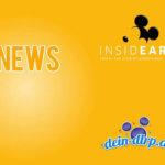 Event zum Start von InsidEars im Disneyland Paris