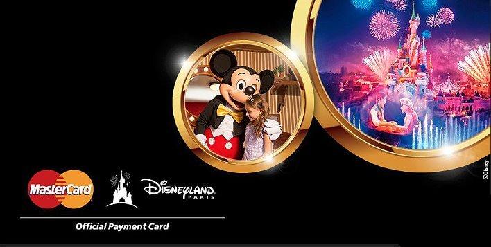 Im Disneyland Paris als Master Card Inhaber Vorteile nutzen