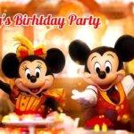 Die größte Maus-Party der Welt im Disneyland Paris