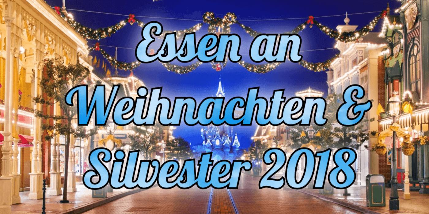 Main Street weihnachtlich dekoriert