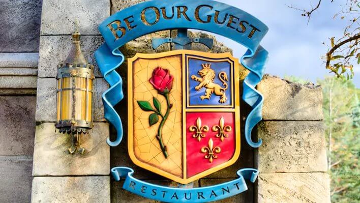 Be Our Guest im Magic Kingdom