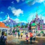 Frozen, Neverland, Rapunzel & eine neues Hotel für Tokyo Disney Seas