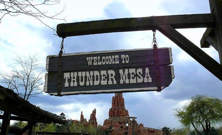 Frontierland: Thunder Mesa
