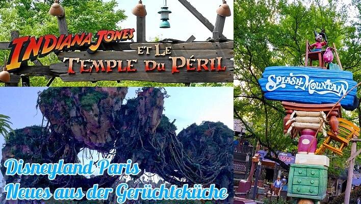Disneyland Paris: Gerüchte zu neuen Attraktionen