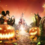 Halloween Party 2018 im Disneyland Paris