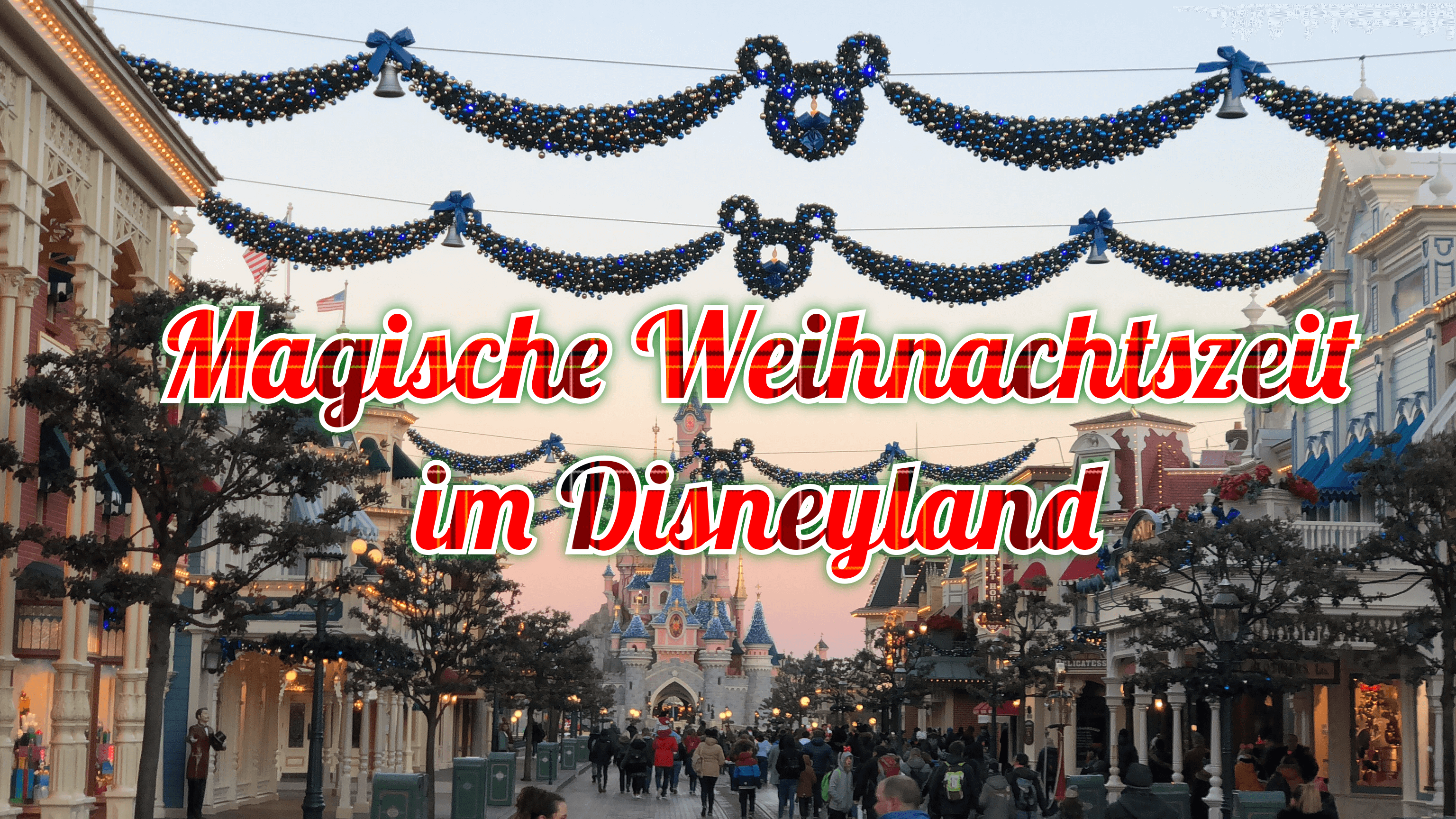Shows im Disneyland Paris - Feuerwerk, Musical & Co