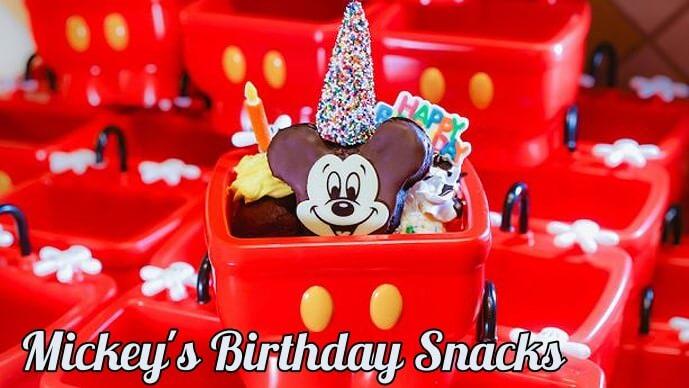 Keine Geburtstagsparty ohne Kuchen