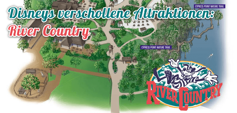 River Country oder The Ol' Swimmin' Hole | Disneys verschollene Attraktionen