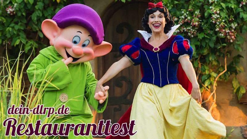 dein-dlrp.de Restauranttest: Storybook Dining in Walt Disney World