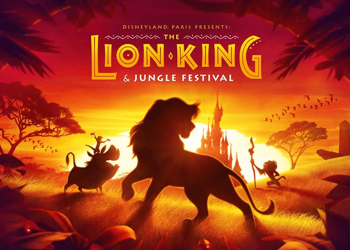 Disneyland PAris präsentiert: König der Löwen & Dschungelbuch Festival