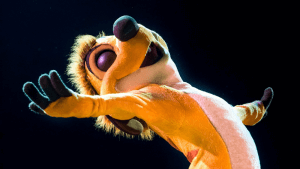 The Lion King: Rhythms of the Pride Lands Show im Disneyland Paris
