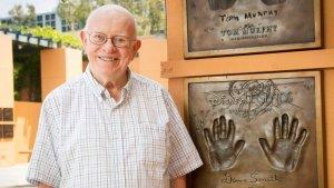 Dave Smith verstorbener Chefarchivar der Walt Disney Company