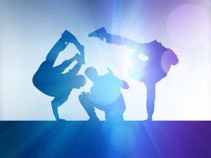 Das Logo für den neuen Event The Hip Hop Experience