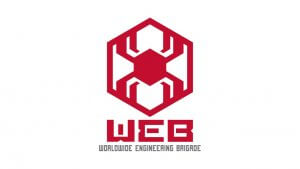 Logo von WEB - Worldwide Engineering Brigade