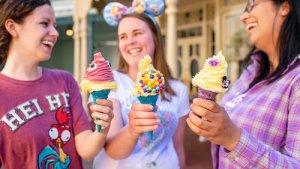 Neue Eissorten kommen in das Magic Kingdom