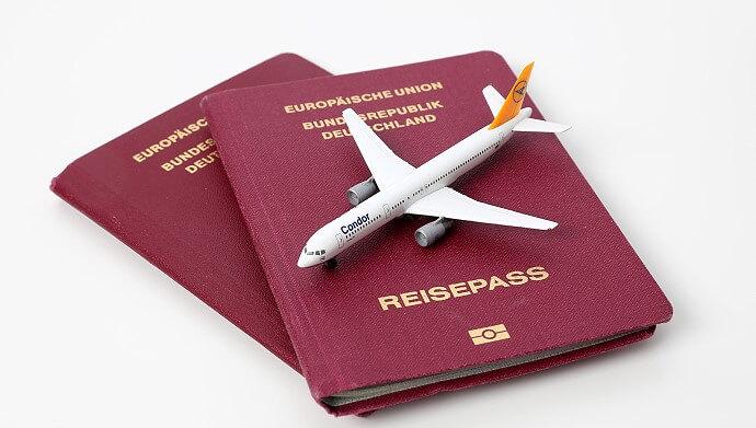 Reisepass und andere Formalitäten für USA-Reisen