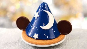Zauberer Mickey's Hut Zitronen Kuchen