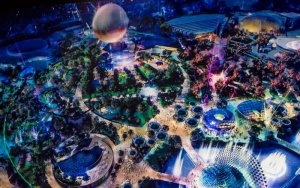Blue Sky Konzeot zu Future World von der D23 Expo 2017