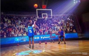 Neues Erlebnis: NBA Experience