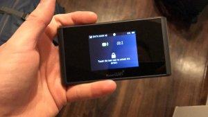 Bei einer Japan Reise sehr hilfreich: Das Pocket Wifi