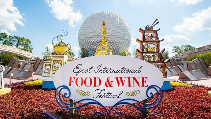 International Food and Wine Festival 2019 in Epcot