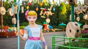 Porzellinchen aus Toy Story 4 kann man nun in Disney's Hollywood Studios treffen