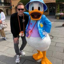 Severin mit Donald