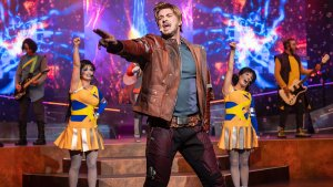 Star Lord tanzt bei Guardian of the Galaxy