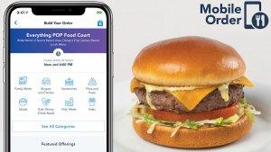 Das Mobile Order System in den Disney Hotels wurde ausgebaut