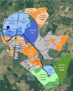 Masterplan für das Disneyland Paris bis 2040