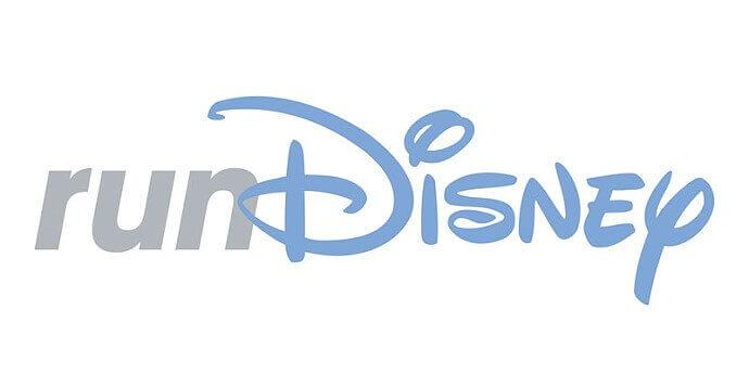 Das Logo der Disney Laufevents: RunDisney