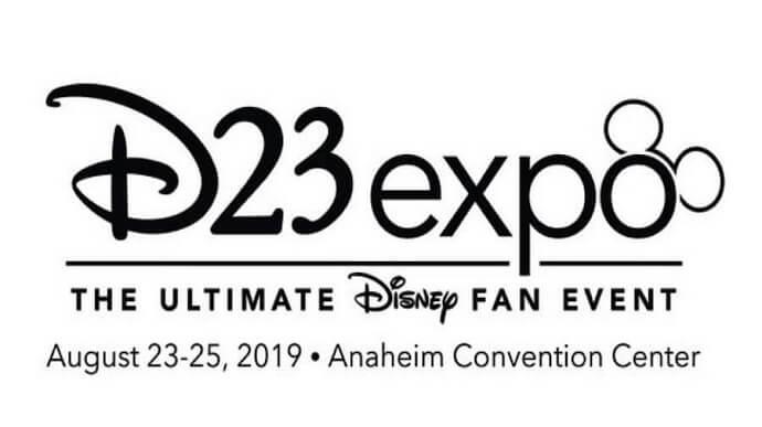 Das offizielle Logo der D23 Expo