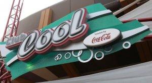 Club Cool von Coca Cola in Epcot