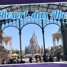 Tokio Disney Schloss