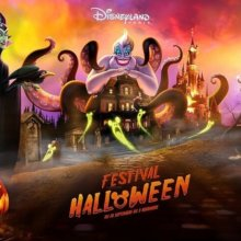 Halloween 2019 in Disneyland Paris