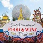 Walt Disney Worlds 24. internationales Food & Wine Festival in Epcot