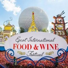 Walt Disney Worlds 24. internationales Food & Wine Festival in Epcot