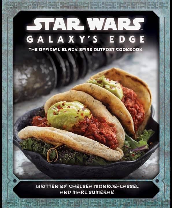 Kochbuch mit Rezepten aus Star Wars: Galaxy´s Edge