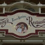 Restauranttest: Tony's Town Square Restaurant