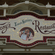 Restauranttest: Tony's Town Square Restaurant