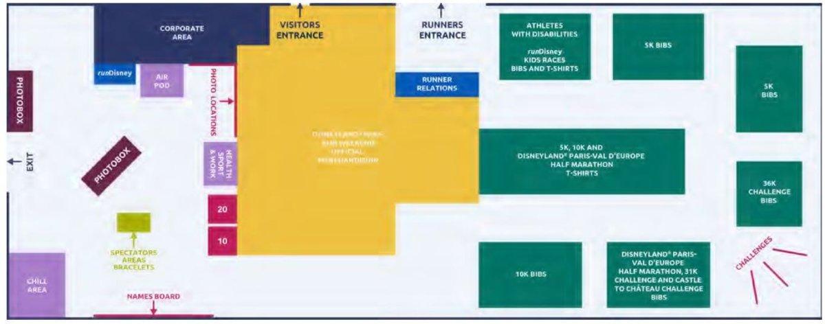Übersichtsplan der Expo