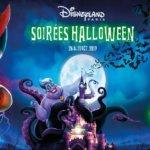 Halloween Parties 2019 in Disneyland Paris