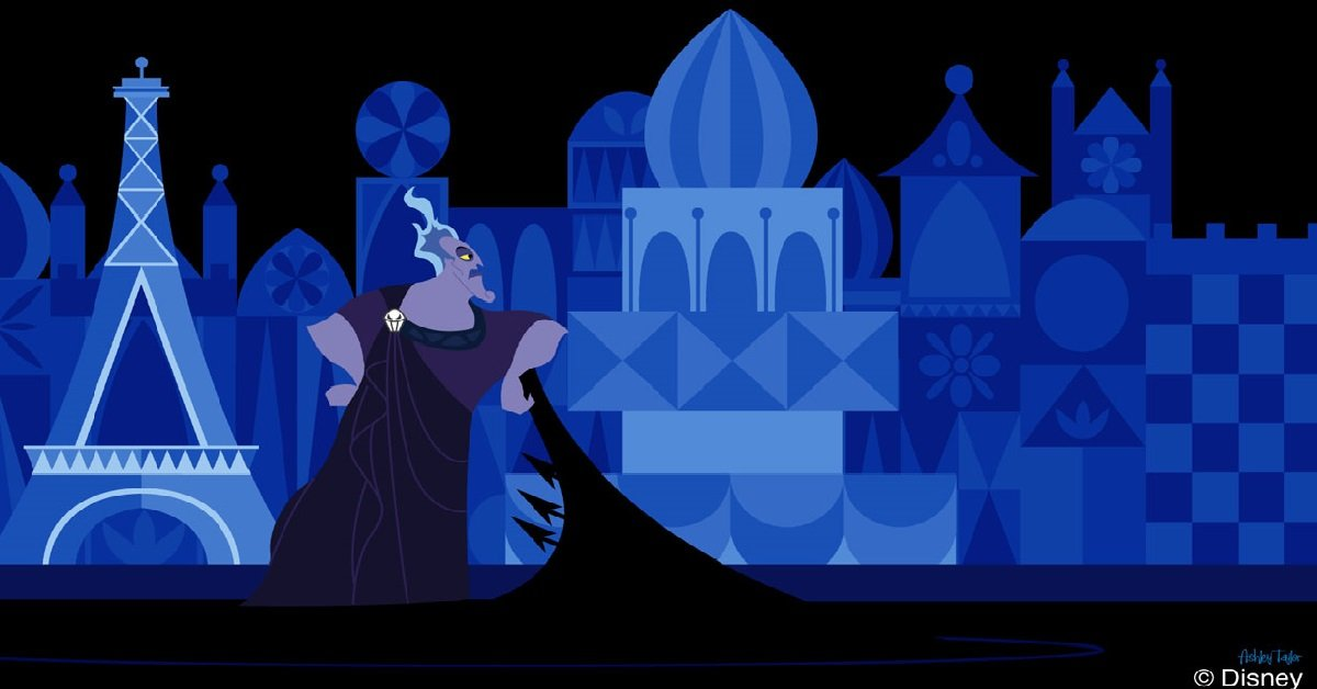 Hades vor It's a small world