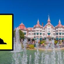 Renovierung Disneyland Hotel