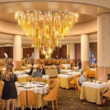 Manhattan-Restaurant in Disney's Hotel New York