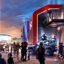 Was uns die Konzeptzeichnungen zum Avengers Campus in Paris verraten