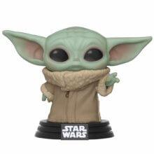 Baby Yoda als Funko Pop Sammelfigur