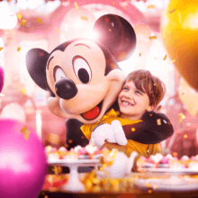 Neue Mickey´s Gift Signature Experience