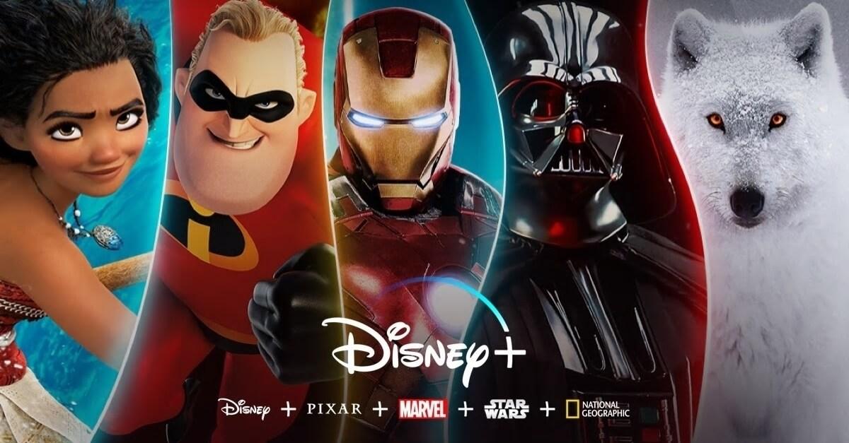 Disney Stars von Vianna üver Darth Vader bis Tron